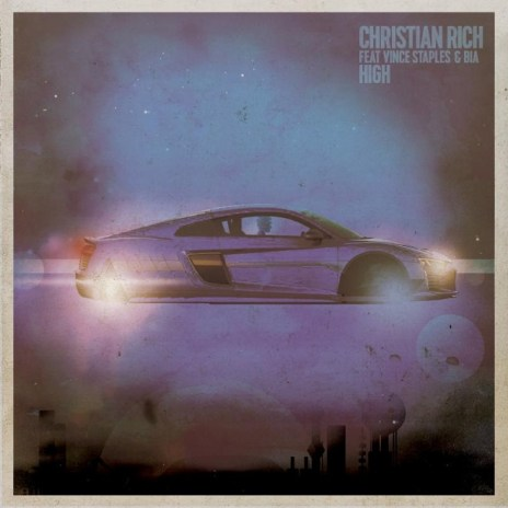 Christian Rich featuring Vince Staples & Bia - High