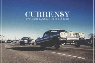 Curren$y - Rhymes Like Weight (Produced by Cool & Dre)
