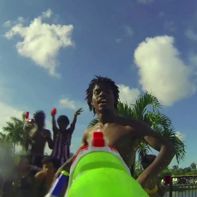 Denzel Curry featuring Mike Dece - Ice Age