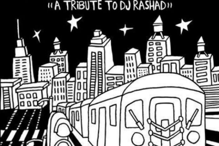 DJ Rashad, Nick Hook & Machinedrum - Understand