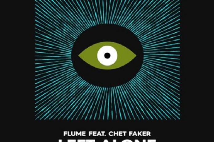 Flume featuring Chet Faker - Left Alone (Gravez & Ta-ku Re-remix)