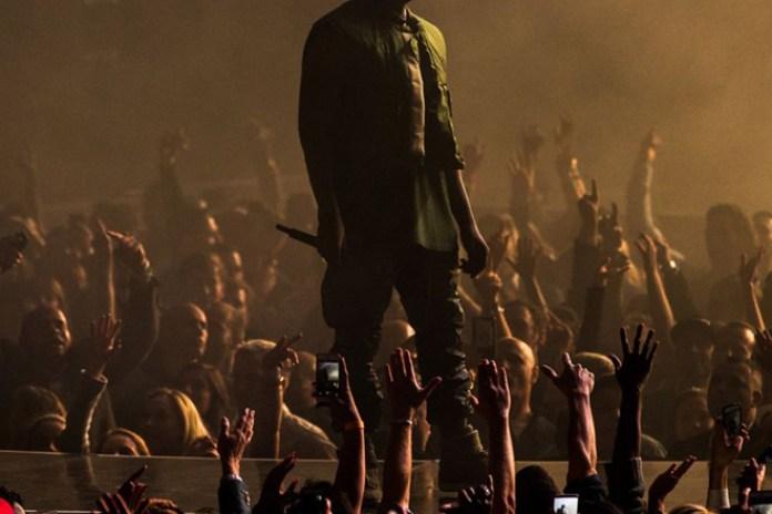 Kanye West is Still Headlining Glastonbury Festival 2015