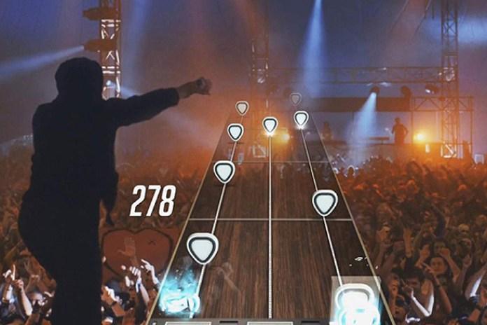 'Guitar Hero' is Getting Resurrected