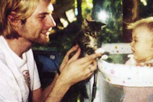 "Here's Kurt Cobain Covering The Beatles' ""And I Love Her"""