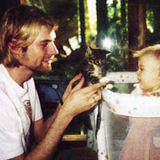 """Here's Kurt Cobain Covering The Beatles' """"And I Love Her"""""""