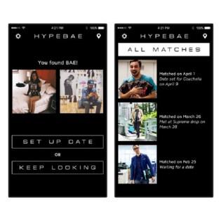 HYPEBEAST Introduces Dating App HYPEBAE