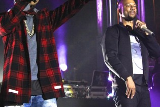 Kanye West & Common Enlisted to Star in New Spike Lee Film
