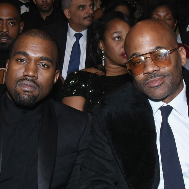 Kanye West & Dame Dash to Executive Produce GLC's New Album