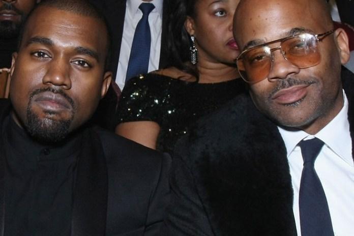 Kanye West & Dame Dash to Executive Produce GLC's New Album