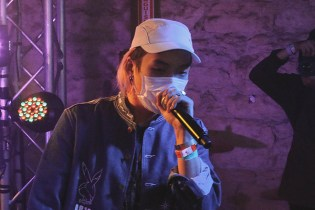 "Keith Ape Performs ""It G Ma"" at S.O.B.s"