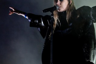 """Lykke Li Covers Drake's """"Hold On, We're Going Home"""""""