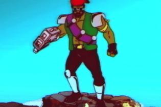 Major Lazer Cartoon To Premiere April 16