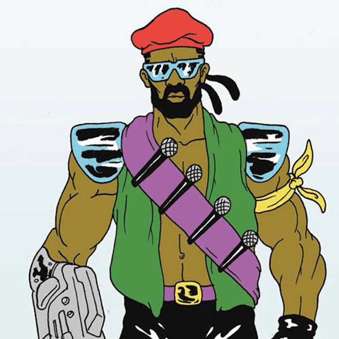 """Watch Episode One of Diplo's Animated """"Major Lazer"""" Series"""