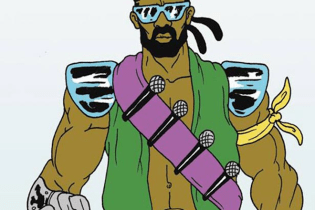 "Watch Episode One of Diplo's Animated ""Major Lazer"" Series"