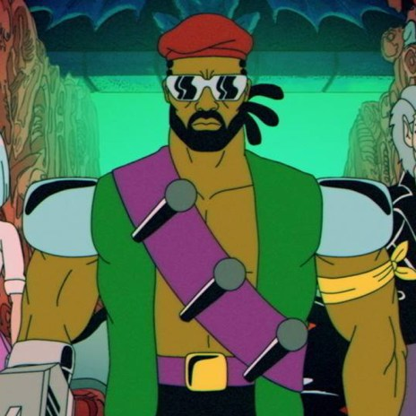 Major Lazer Shares Teaser to Upcoming Cartoon