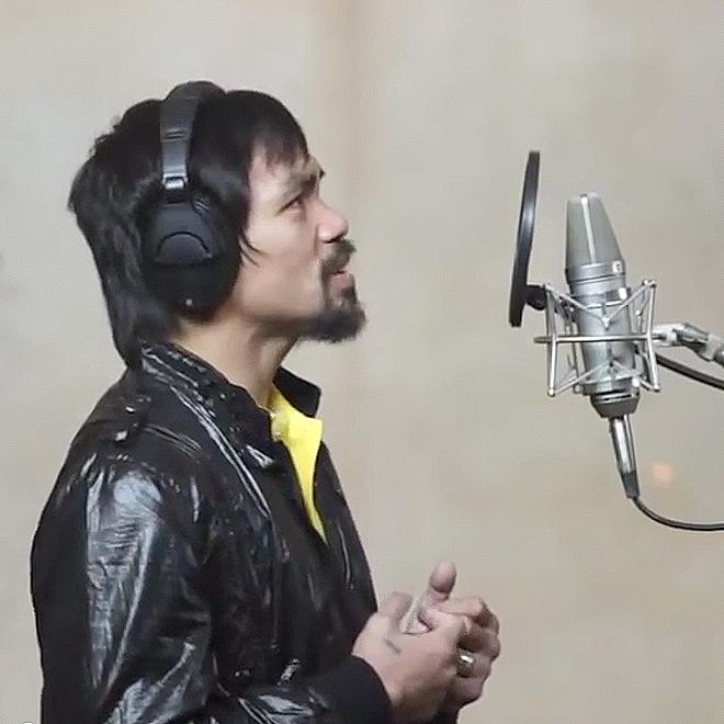 """Manny Pacquiao Releases New Music Video """"Lalaban Ako Para Sa Filipino"""""""