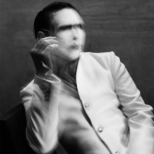 Marilyn Manson's New Album Was Released on Special PlayStation 1 Discs