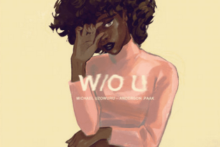 Michael Uzowuru featuring Anderson.Paak - Without You