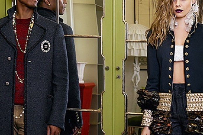 Pharrell Stars in New Chanel Campaign