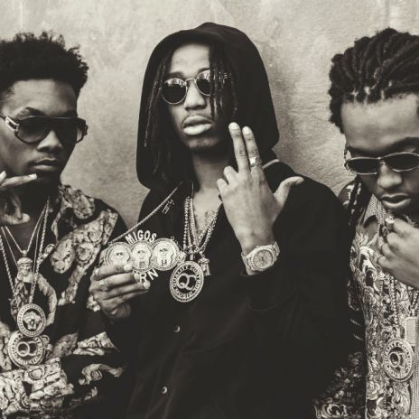 Quavo and Offset of Migos Arrested on Drug and Gun Charges