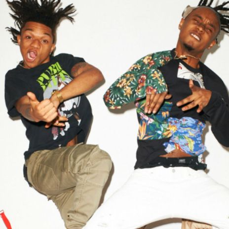 Rae Sremmurd Stop By Terry Richardson's Studio
