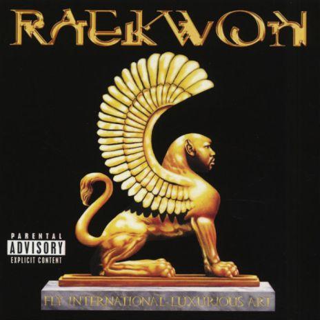 Raekwon - Fly International Luxurious Art (Stream)