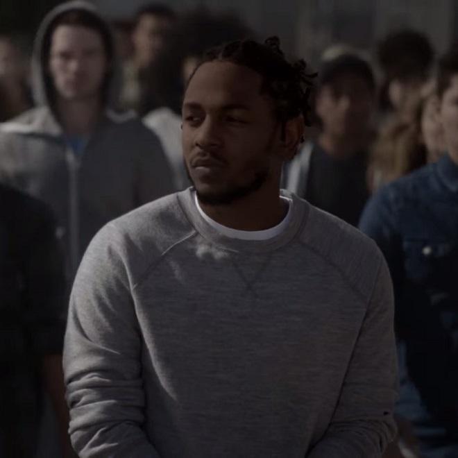 Reebok's New Commercial Stars Kendrick Lamar