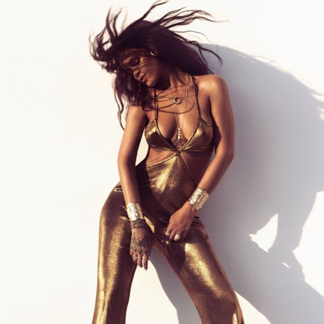 Rihanna Displays Fit Physique in Her First PUMA Ad