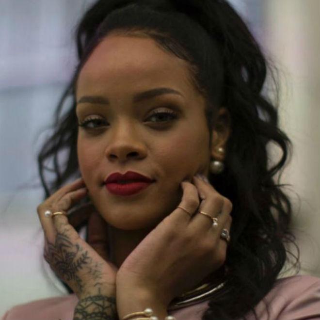 "Rihanna Releases ""American Oxygene"" via Tidal"