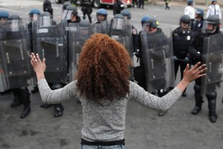 Rihanna, Vic Mensa, Freddie Gibbs, Russell Simmons and More Share Thoughts on Baltimore Protests