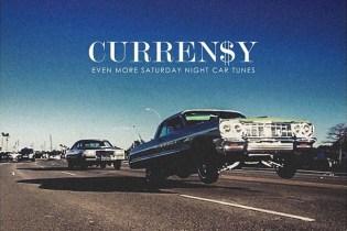 Stream Curren$y's 'Even More Saturday Night Car Tunes' EP