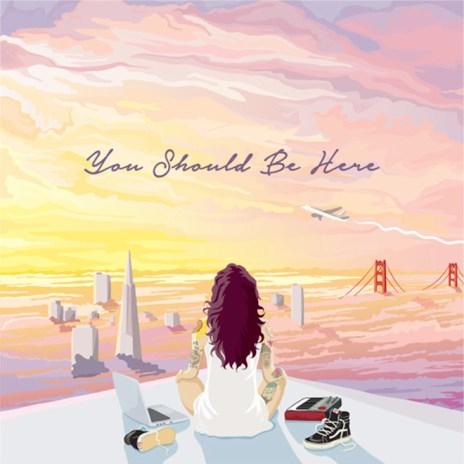 Stream Kehlani's New Album 'You Should Be Here'