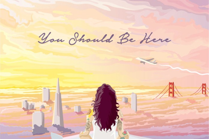 Stream Kehlani's New Album 'You Should Be Here'