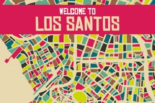 Stream The Alchemist & Oh No's 'Welcome to Los Santos,' featuring Danny Brown, Ab-Soul, A$AP Ferg & More