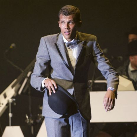Stromae Brought Out Kanye West on Stage at Coachella