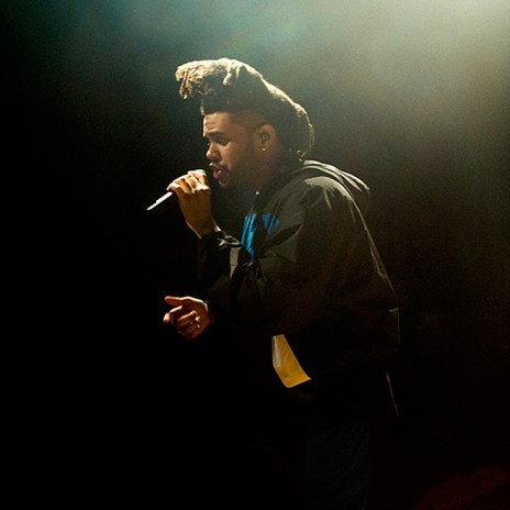 The Weeknd Took Over Alexander Wang's Instagram for Coachella