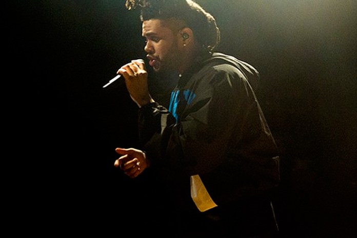 The Weeknd Took Over Alexander Wang's Instagram for Coachella