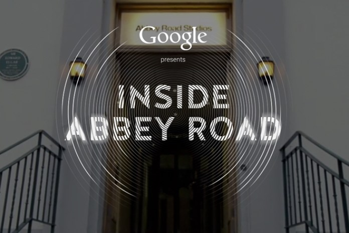 Visit the World-Famous Abbey Road Studios from the Comfort of Your Bedroom