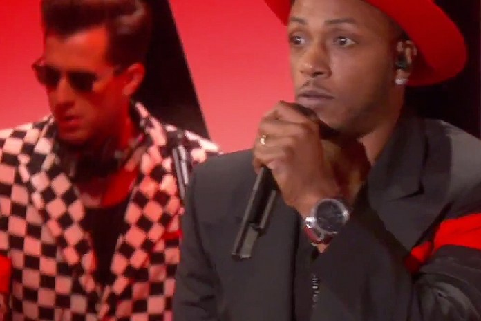 """Watch Mark Ronson and Mystikal Perform """"Feel Right"""" on 'The Ellen Show'"""