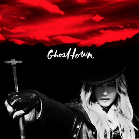 "Watch the Teaser for Madonna's ""Ghosttown"" Video"