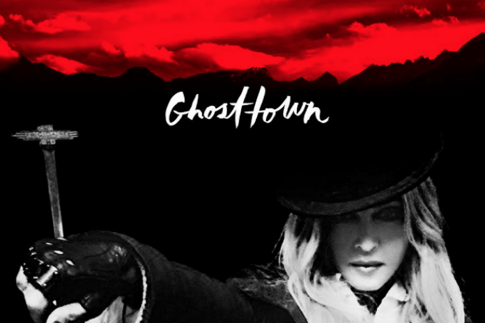 """Watch the Teaser for Madonna's """"Ghosttown"""" Video"""