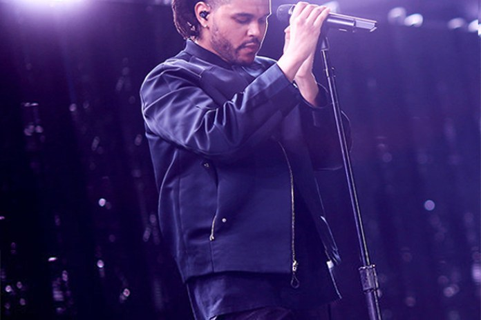 Watch The Weeknd's Full Performance at Coachella 2015