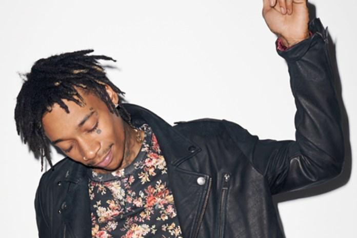 Wiz Khalifa Tops Charts for Third Consecutive Week