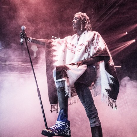Young Thug: Lil Wayne is My Idol and I Would Never Beef With Him
