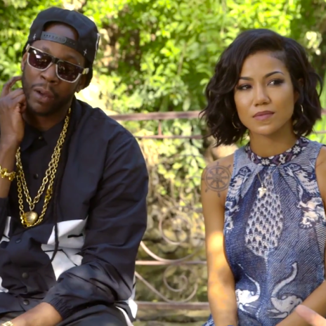 """2 Chainz and Jhene Aiko Get """"Most Expensivest"""" Psychic Reading in LA"""