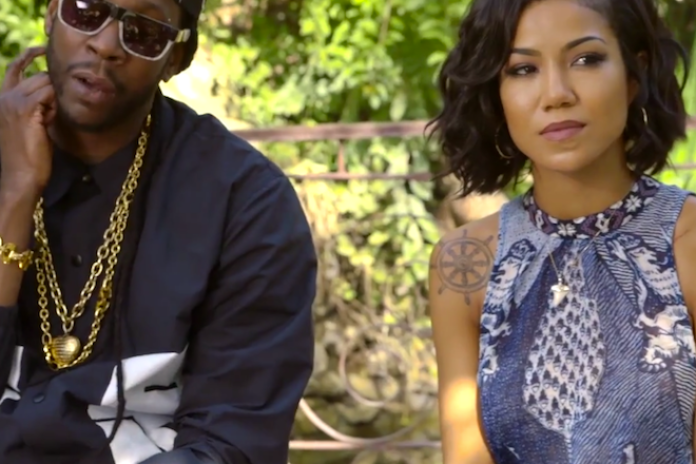 "2 Chainz and Jhene Aiko Get ""Most Expensivest"" Psychic Reading in LA"