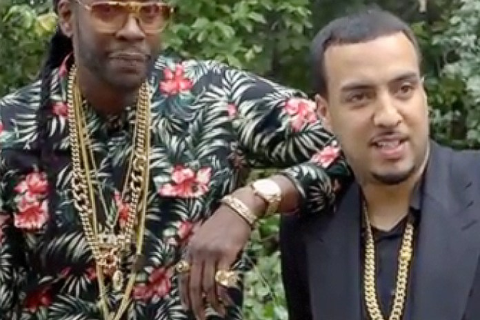 Watch 2 Chainz and French Montana Go to a Private Zoo on 'Most Expensivest Sh*t'