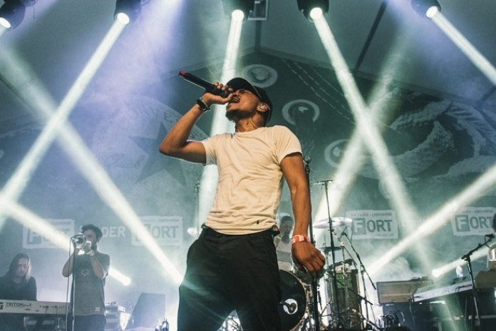 "Chance The Rapper: ""There Is No Singular Black Experience or Black Opinion or Black Thought"""