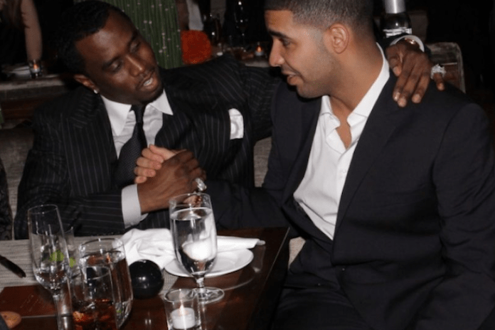 Diddy And Drake Squash Their Beef
