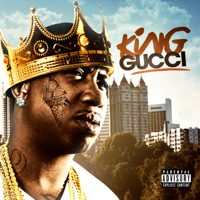 Download Gucci Mane's New Mixtape 'King Gucci'
